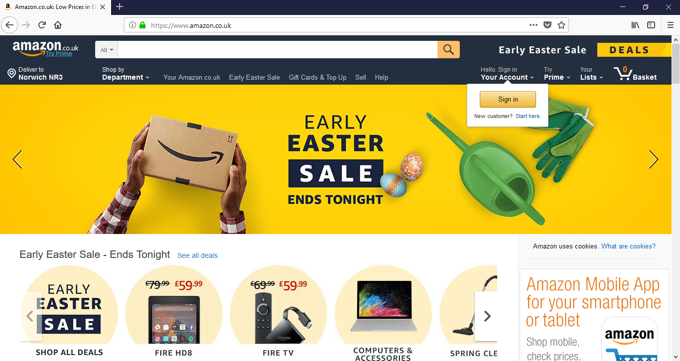 How to build a business - Amazon ecommerce