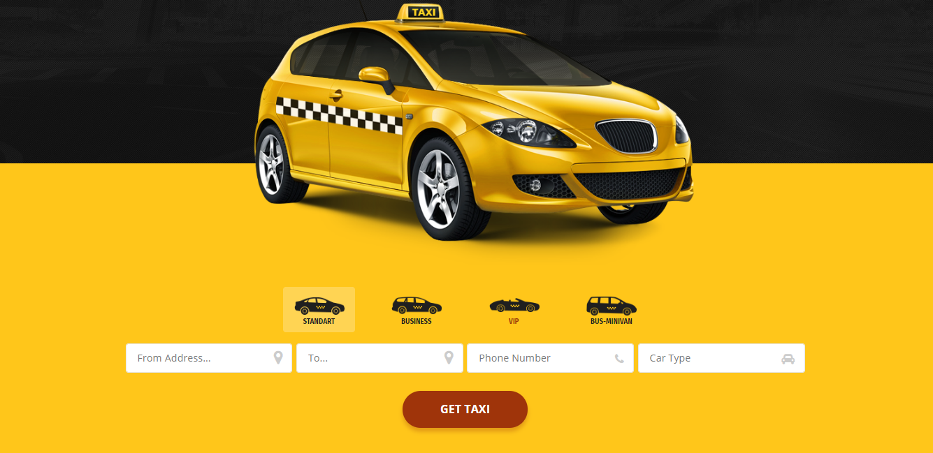 taxi booking plugin for WordPress